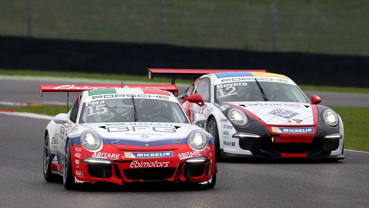 Monza, Porsche Carrera Cup