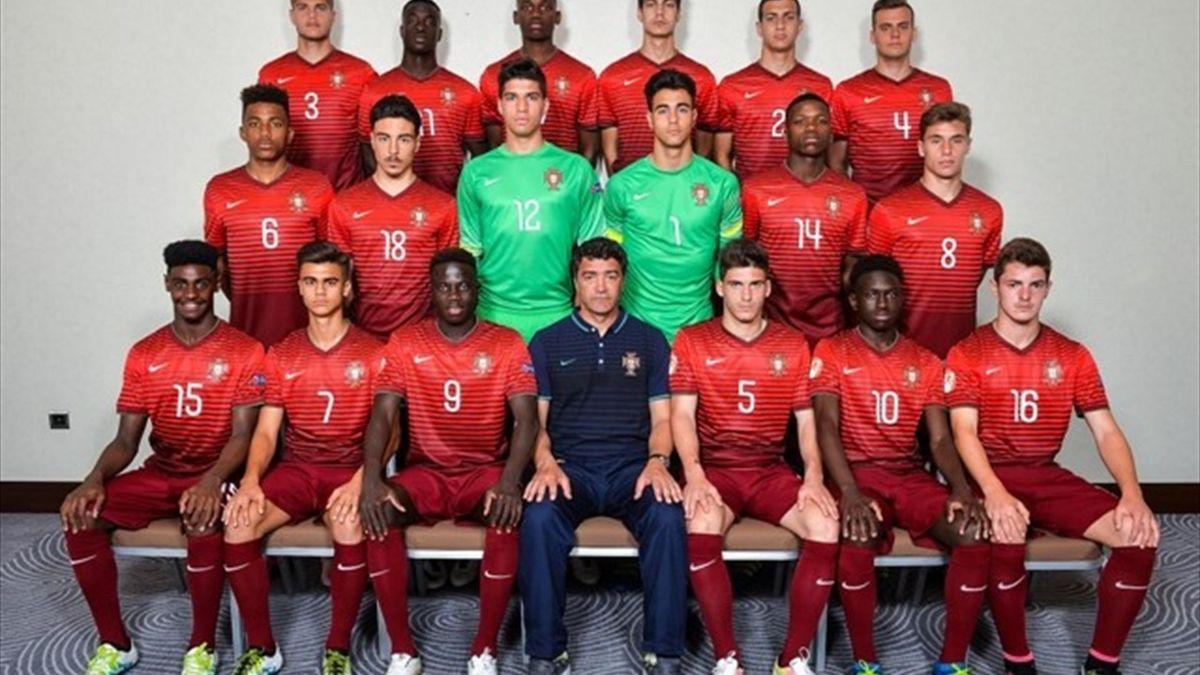 Portugal under17 Baku
