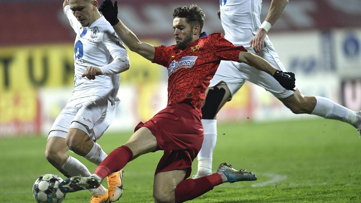Sergiu Buş a plecat de la FCSB