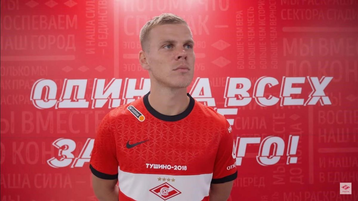 Александр Кокорин, «Спартак»