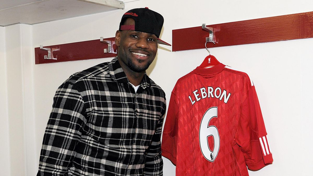 LeBron James - FC Liverpool
