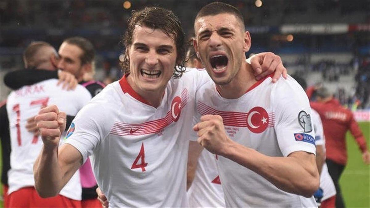 Caglar Soyuncu - Merih Demiral | Turkish National Team