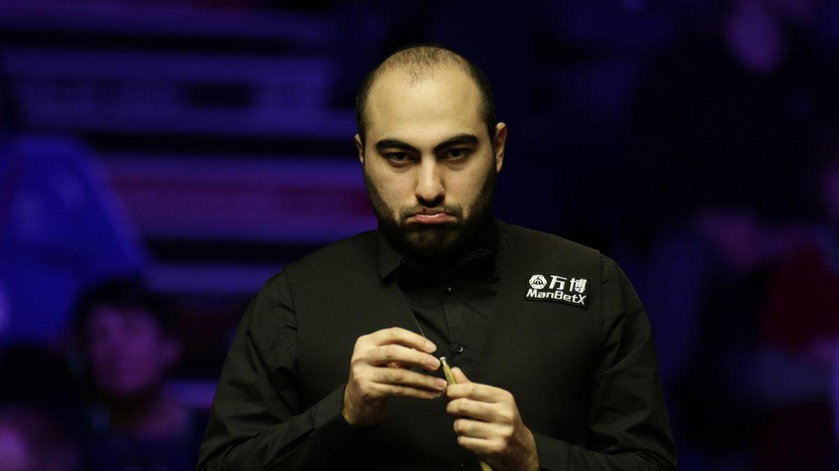 Hossein Vafaei of Iran
