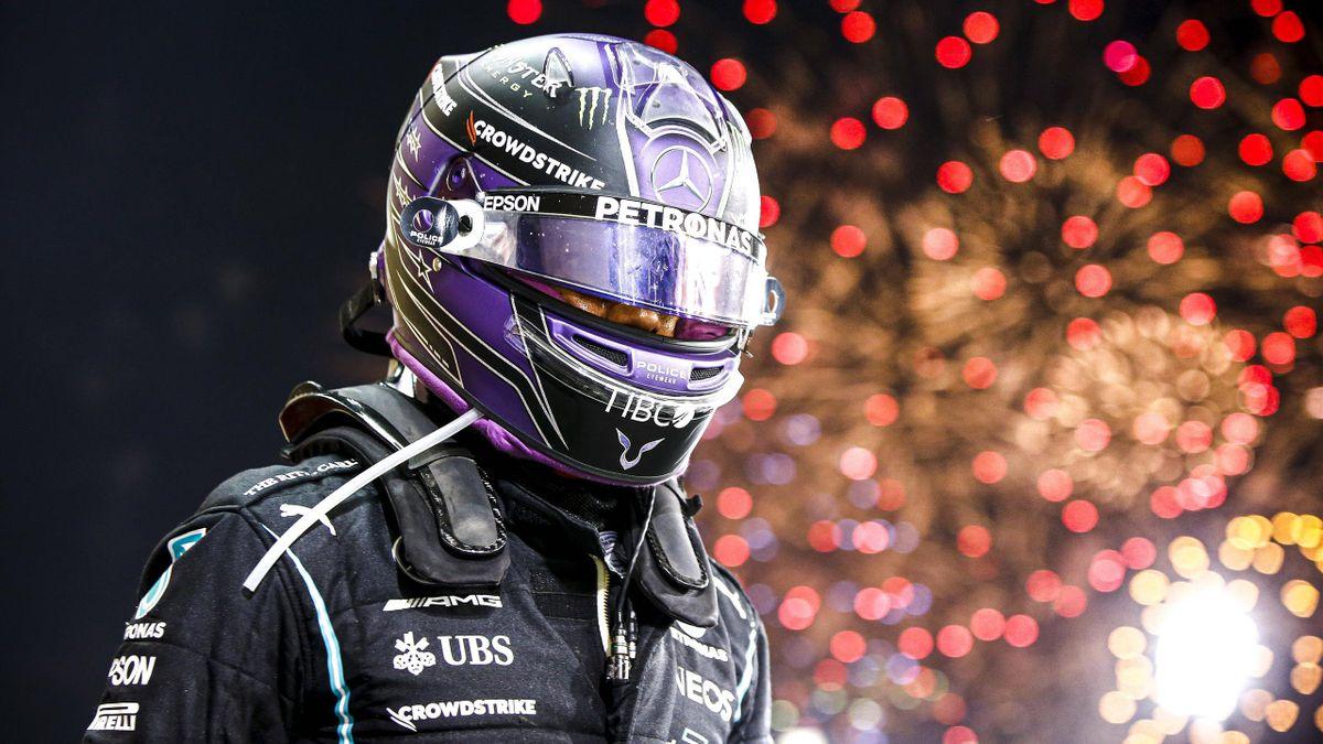 Lewis Hamilton gewinnt in Bahrain
