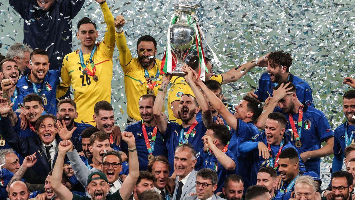 Сборная Италии – чемпион Евро-2020