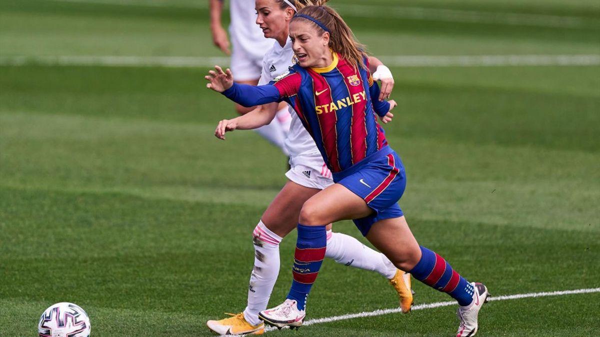 Real Madrid - Barcelona 0-4. Primul El Clasico feminin din istorie