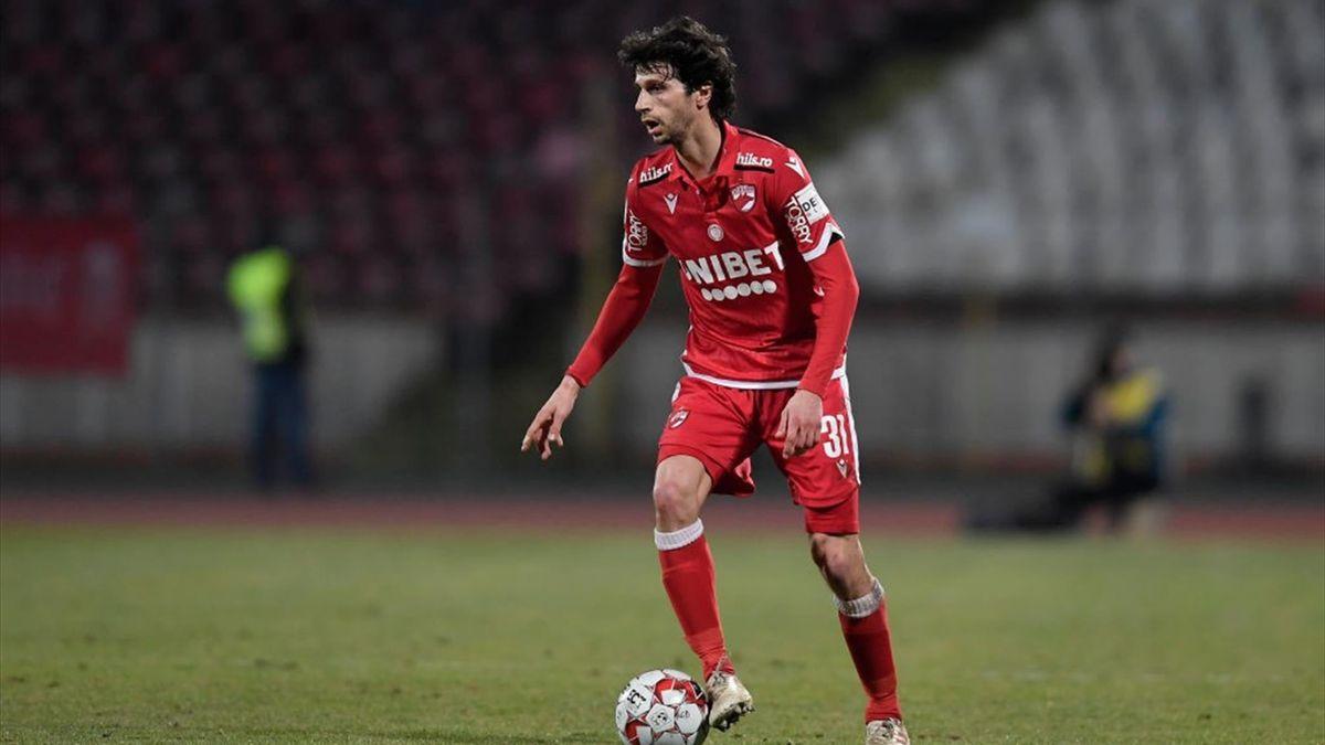 Diego Fabbrini, mijlocașul lui Dinamo