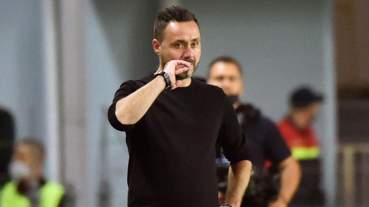 Roberto De Zerbi, Shakhtar Donetsk, Getty Images