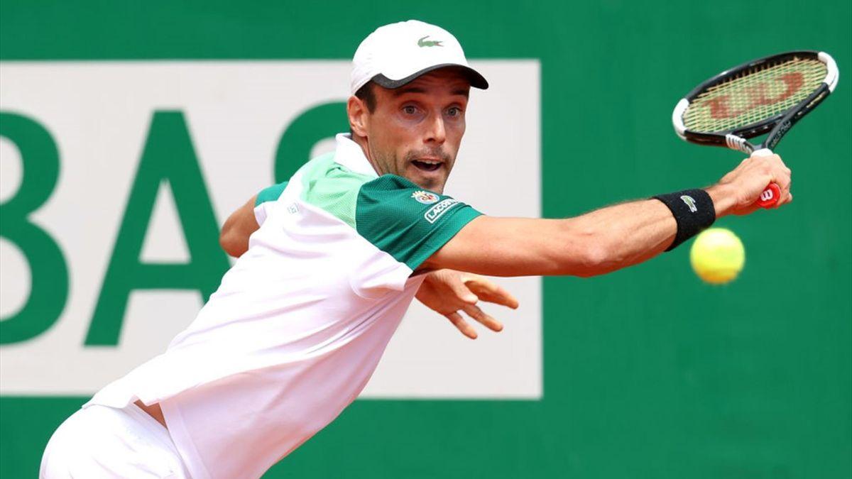 Roberto Bautista, Masters 1000 Montecarlo 2021