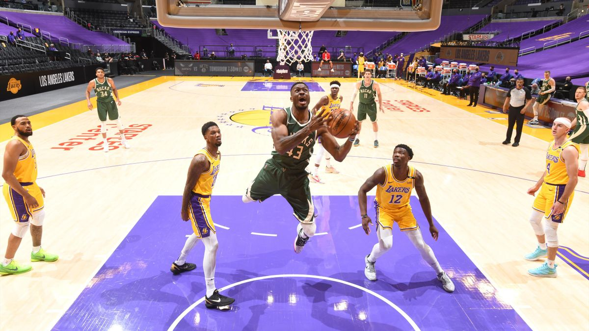 Bucks - Lakers
