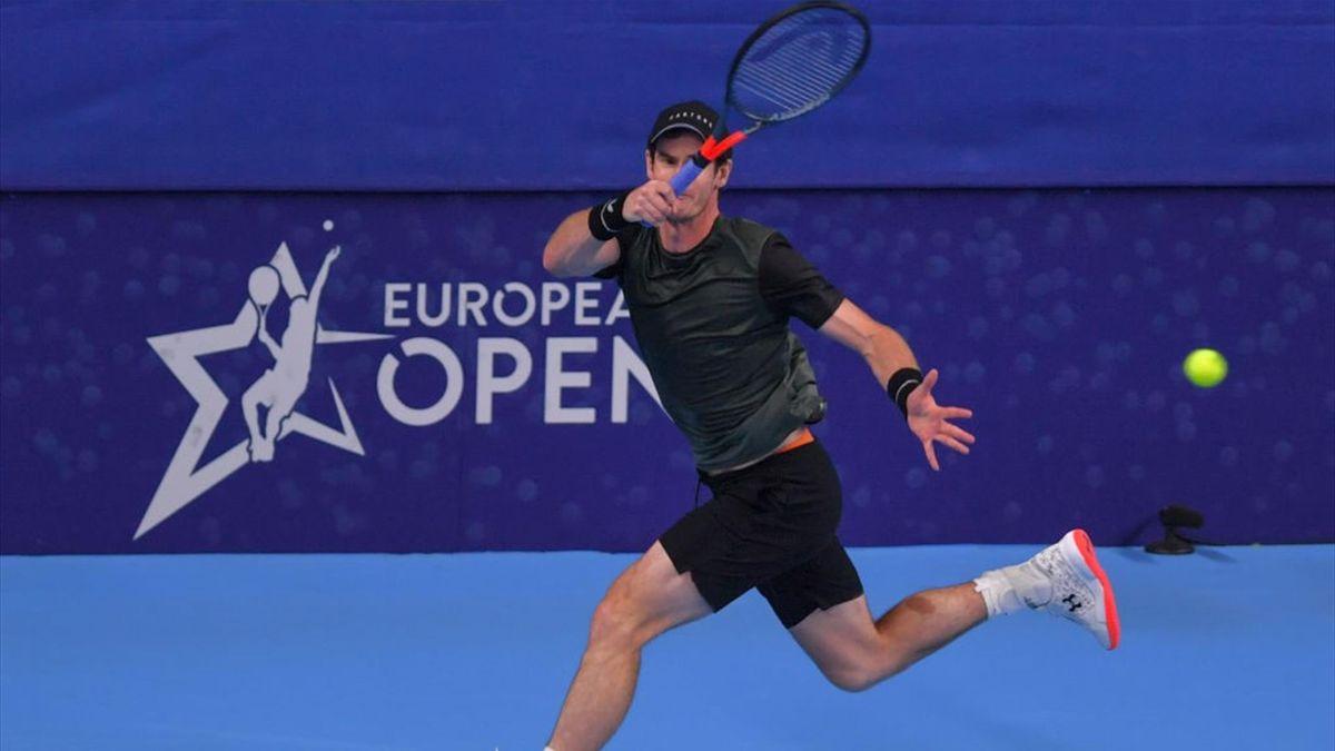 Andy Murray, ATP Amberes