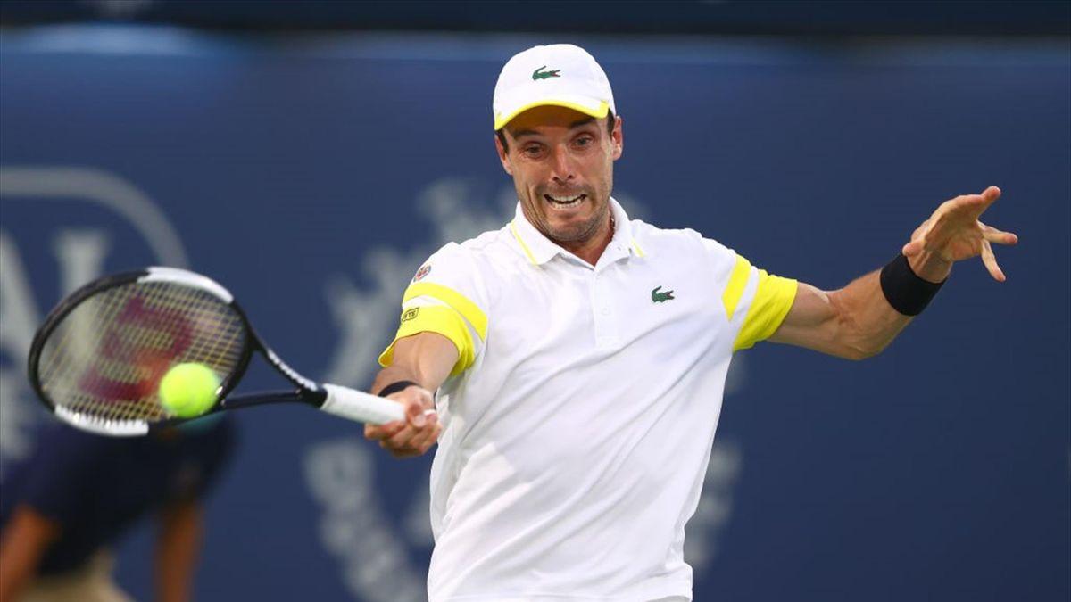 Roberto Bautista Agut vs Jannik Sinner, ATP Dubai 2021