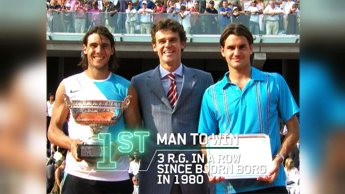 Road to Nadal : 2007