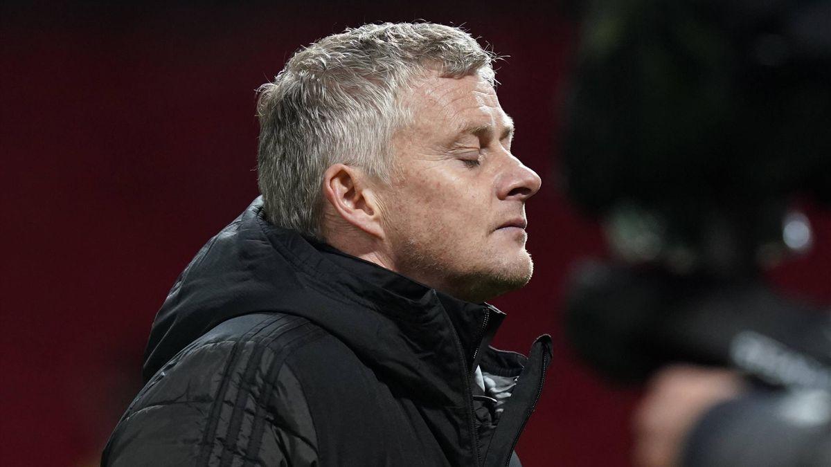 Coach von Manchester United: Ole Gunnar Solskjaer