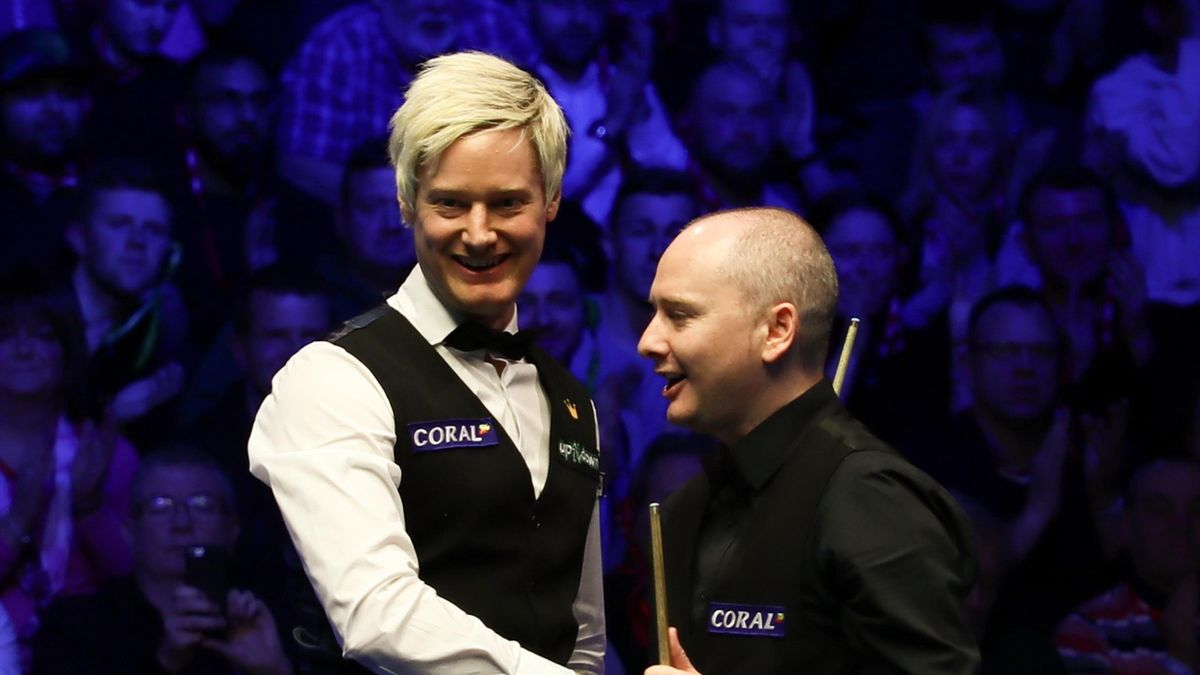 Neil Robertson - Graeme Dott | Snooker World Grand Prix 2020 | ESP Player Feature