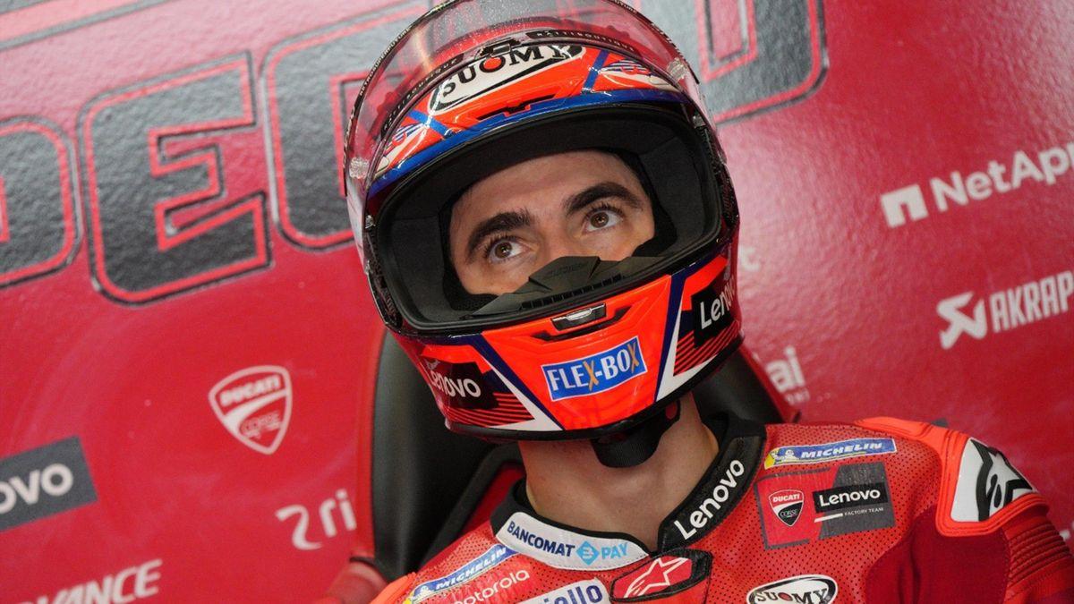 Pecco Bagnaia, Ducati, Getty Images