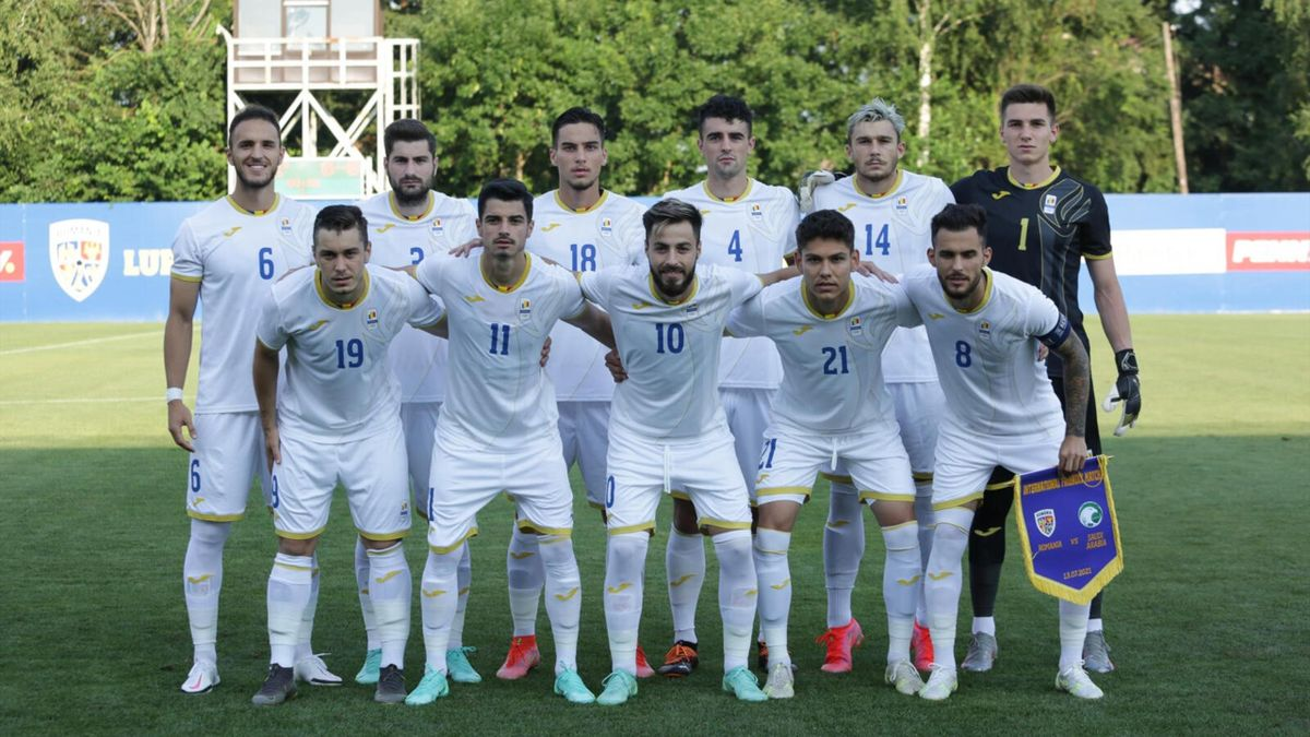România U23, la al doilea amical dinaintea Jocurilor Olimpice de la Tokyo