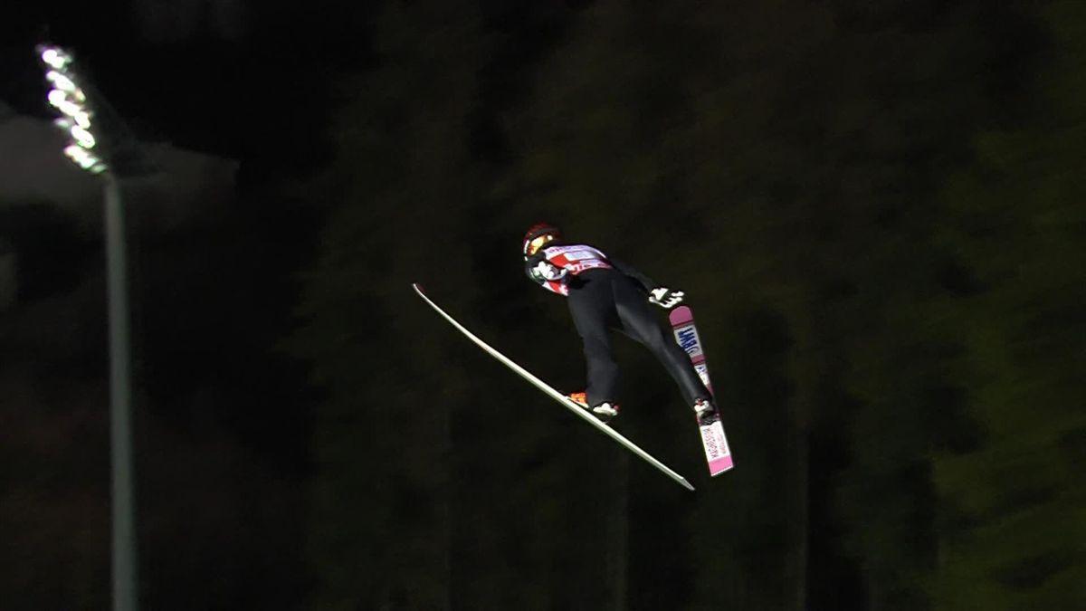 Ski Jump : Kobayashi's jump
