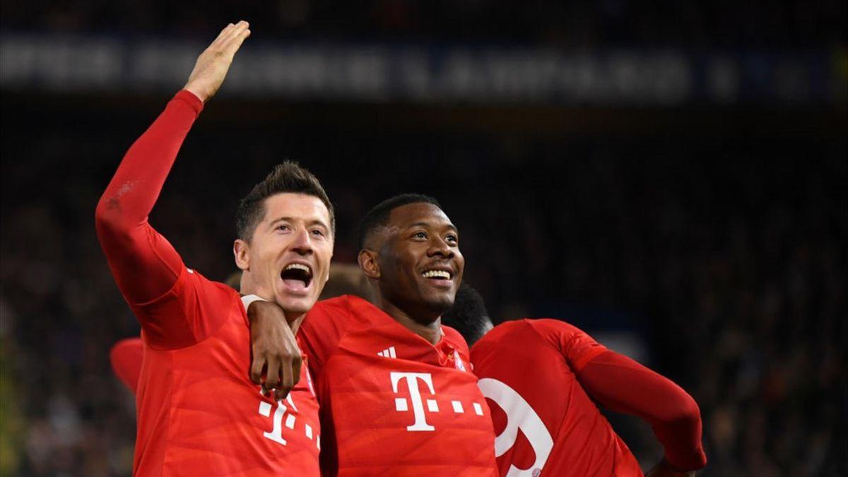 Chelsea-Bayern