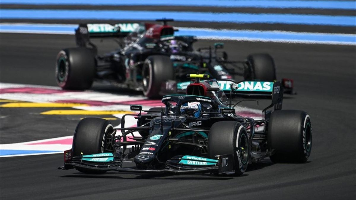 Valtteri Bottas (Mercedes) - GP of Azerbaidjan 2021