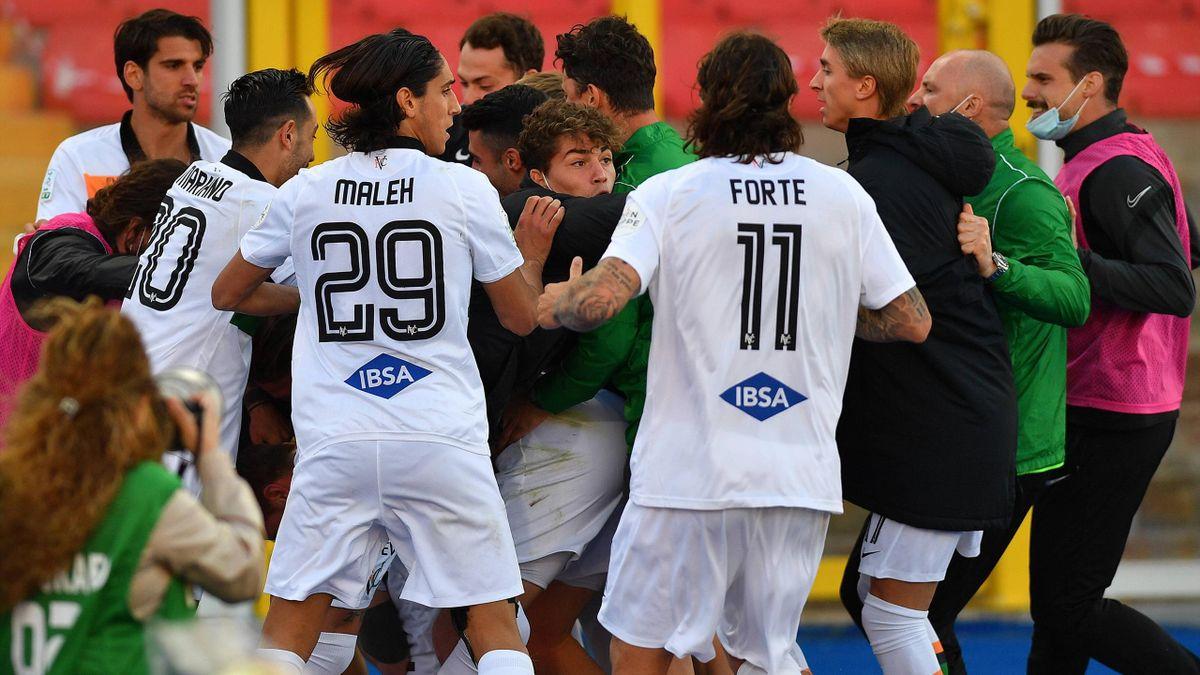 Lecce-Venezia - Serie B 2020/2021