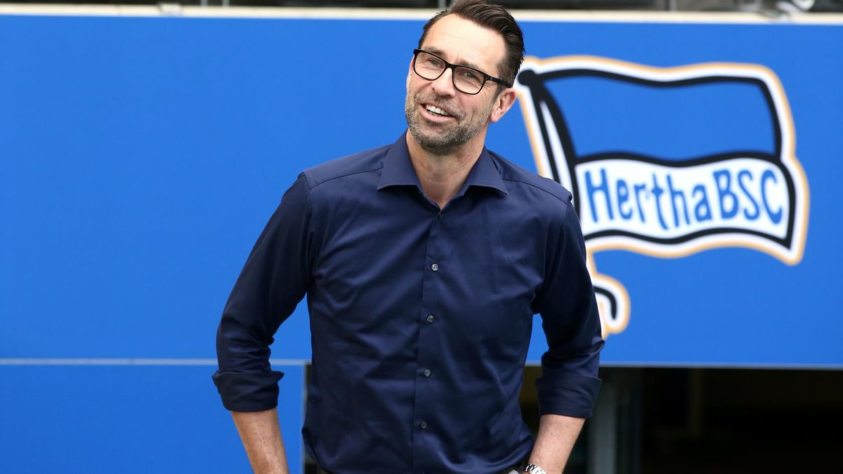 Michael Preetz - Hertha BSC