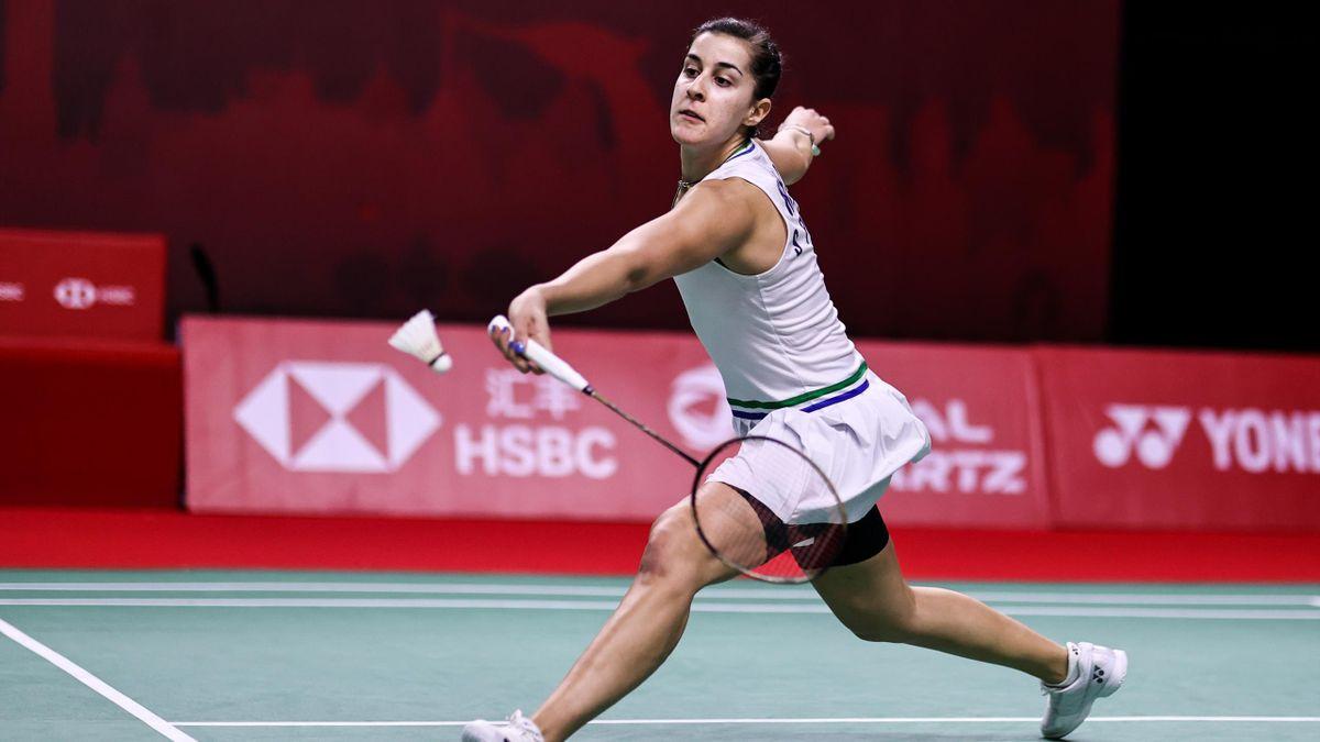 Carolina Marín, Finales del Circuito Mundial - 2021