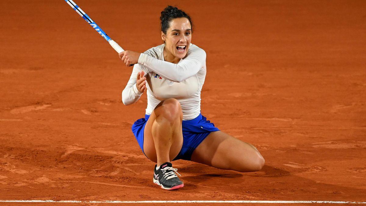 Martina Trevisan al Roland Garros 2020