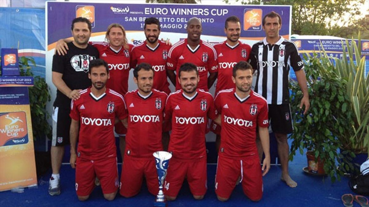 Beşiktaş Plaj Futbol Takımı