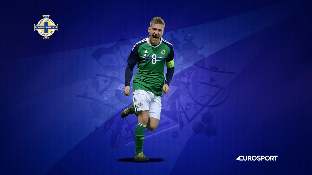 Northern Ireland Euro 2016 graphic