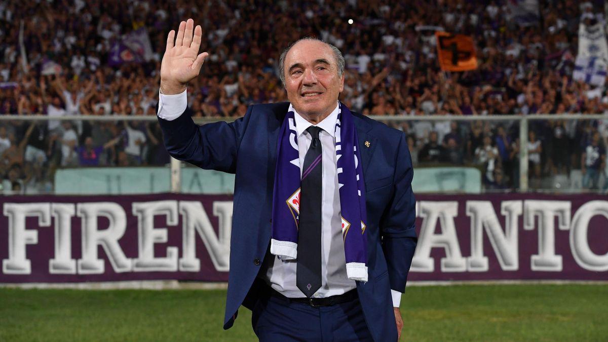 Rocco Commisso - Fiorentina 2019