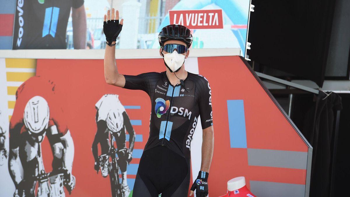 La Vuelta | Opgelapte Bardet meldt zich vol goede moed aan de start van rit zes