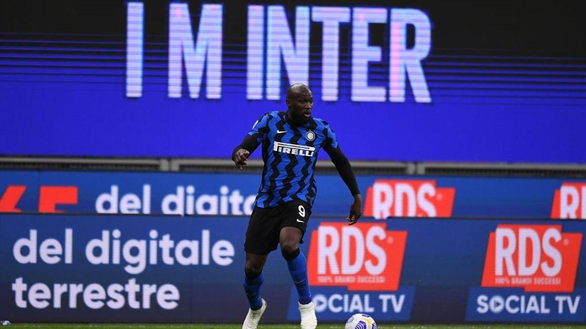 Romelu Lukaku - Inter - Serie A 2020-2021