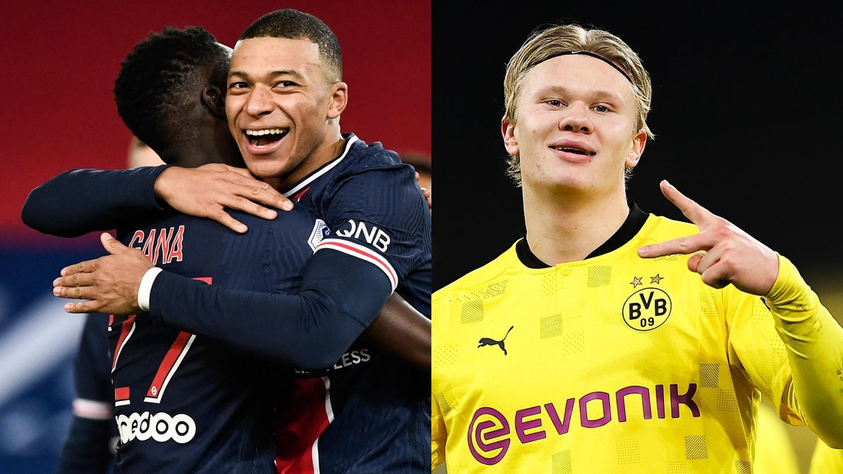 'Mbappe will carry football for decade' vs 'Haaland has the higher ceiling'