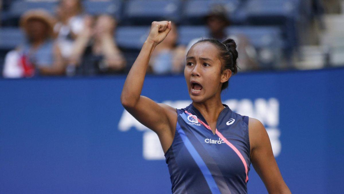 Leylah Fernandez - US Open 2021