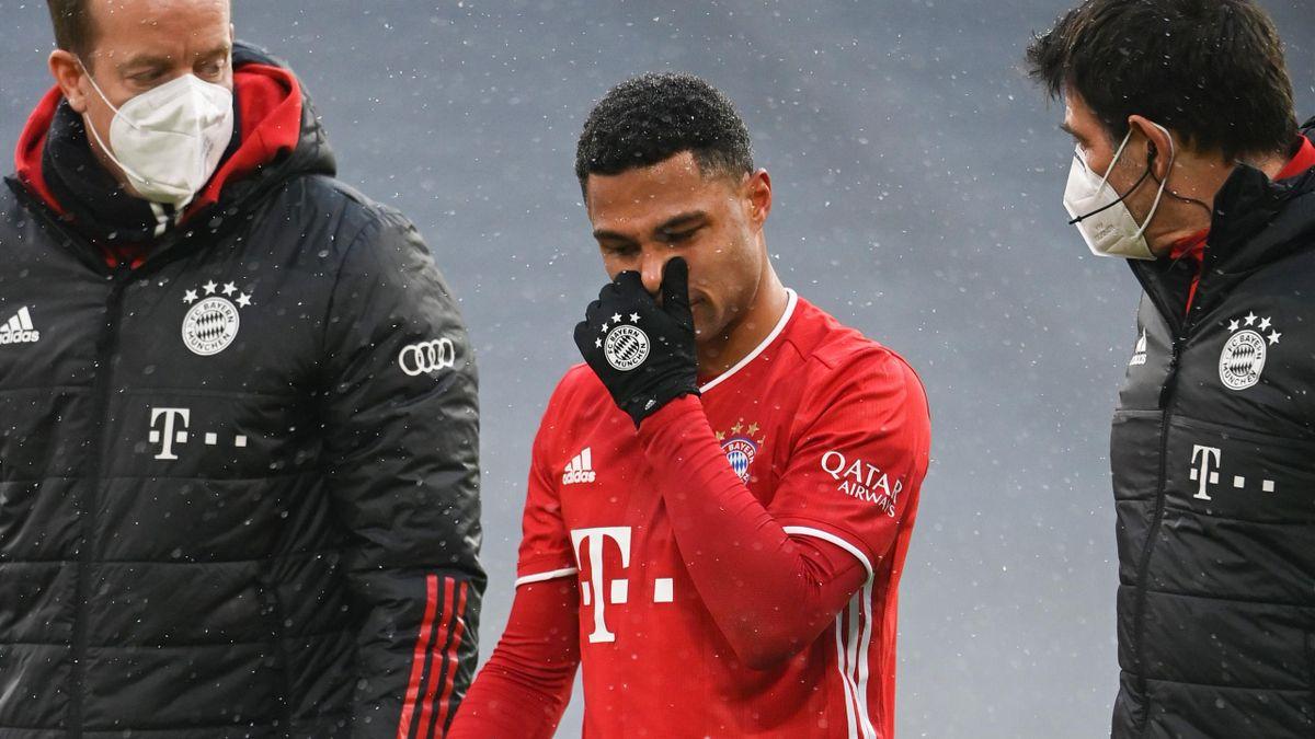 FC Bayern München | Serge Gnabry