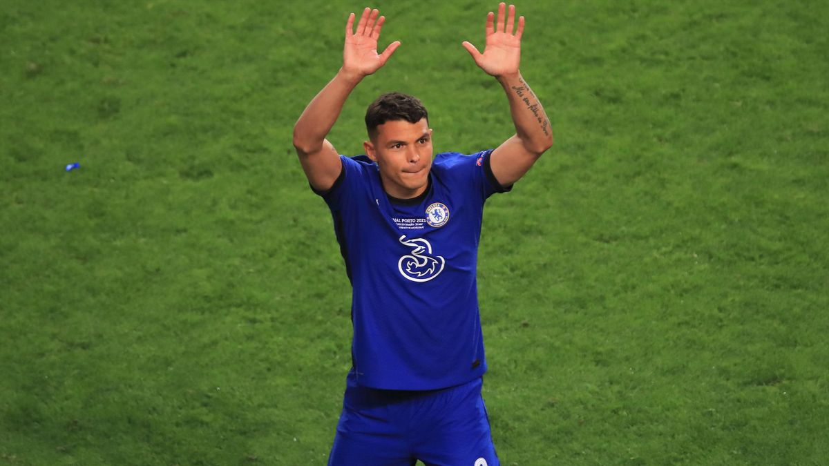 Thiago Silva / FC Chelsea