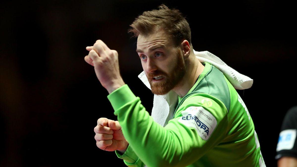 Andreas Wolff wird am Dienstag gegen Ungarn erstmals bei dieser WM im Tor stehen