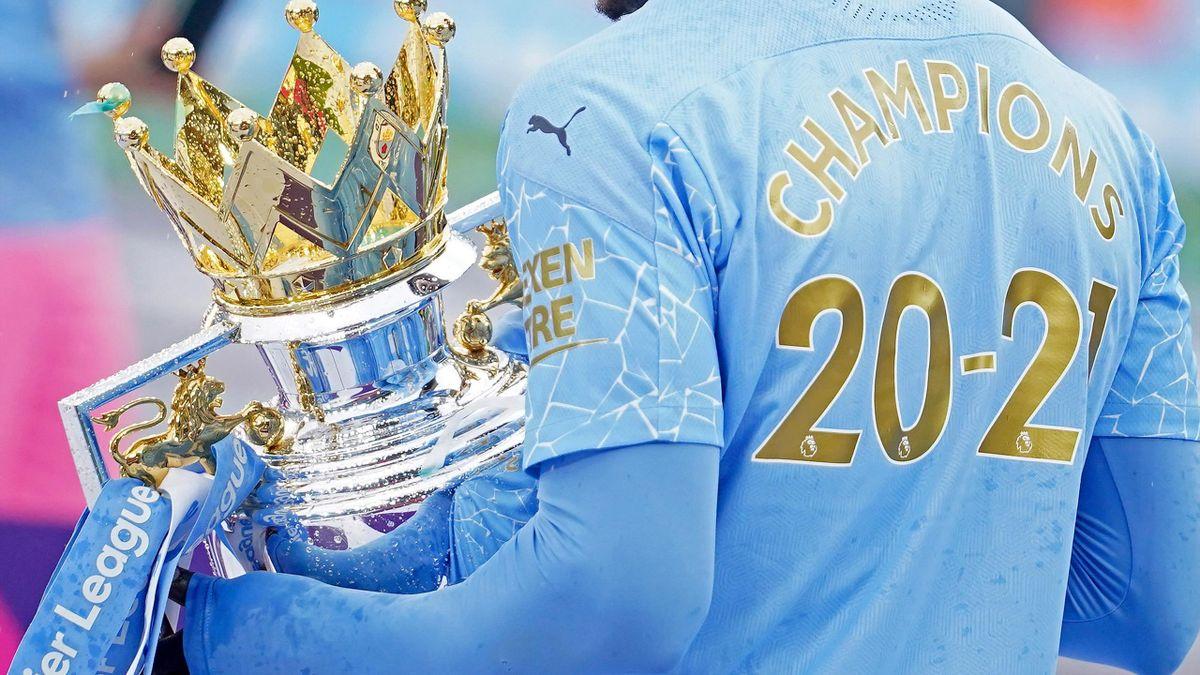 2021-ben a Manchester City lett a bajnok