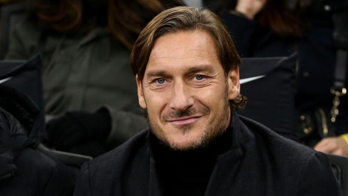 Francesco Totti, 2020
