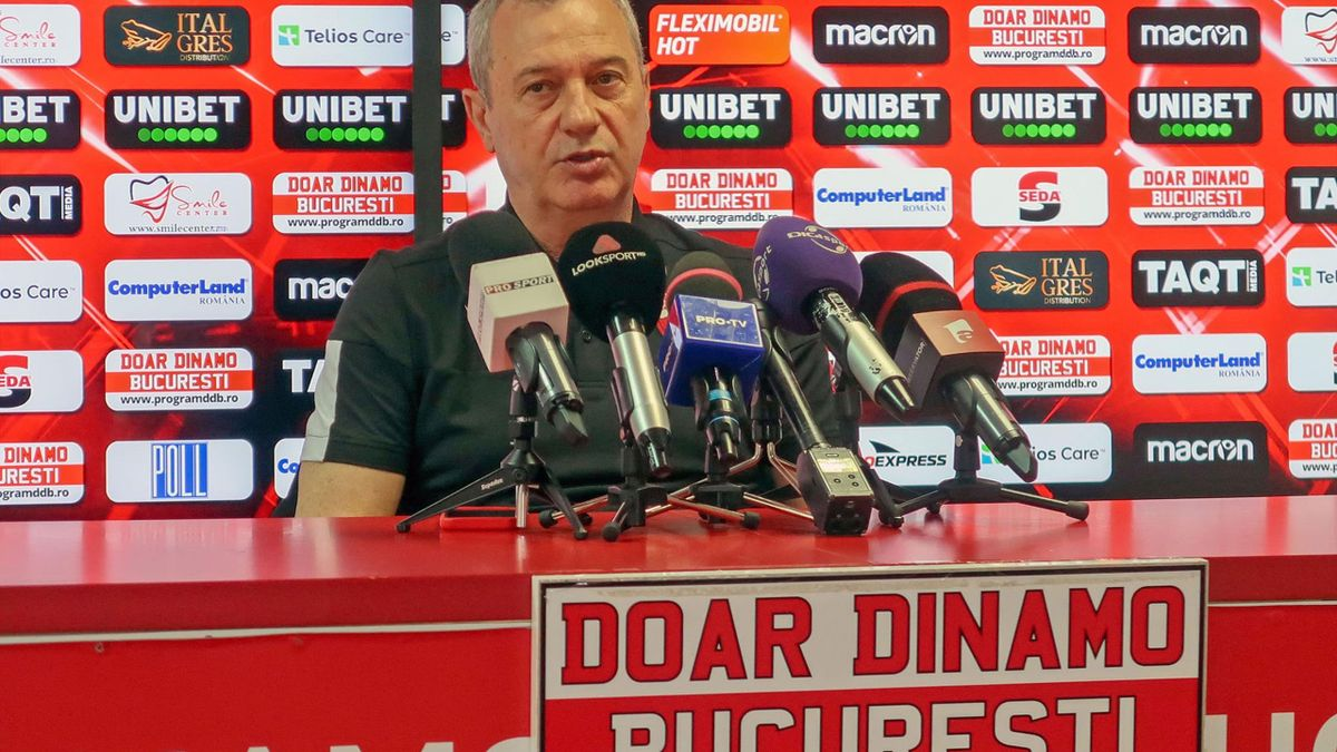 Mircea Rednic Dinamo