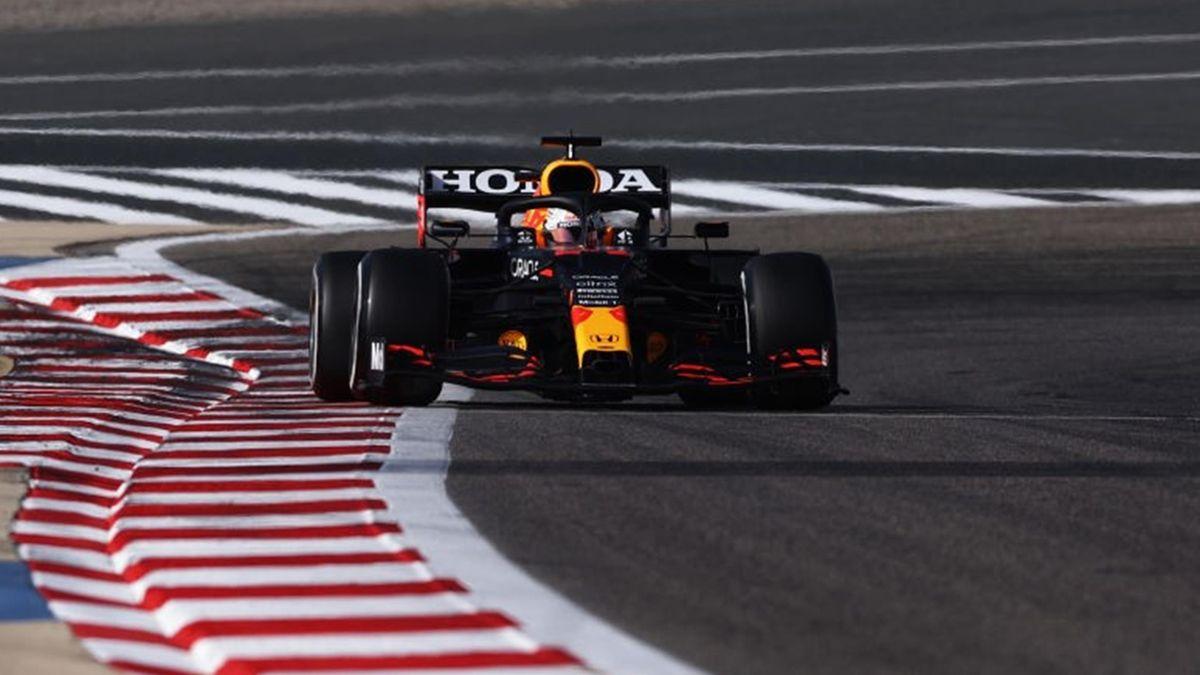 Max Verstappen (Red Bull) - GP of Bahrain 2021