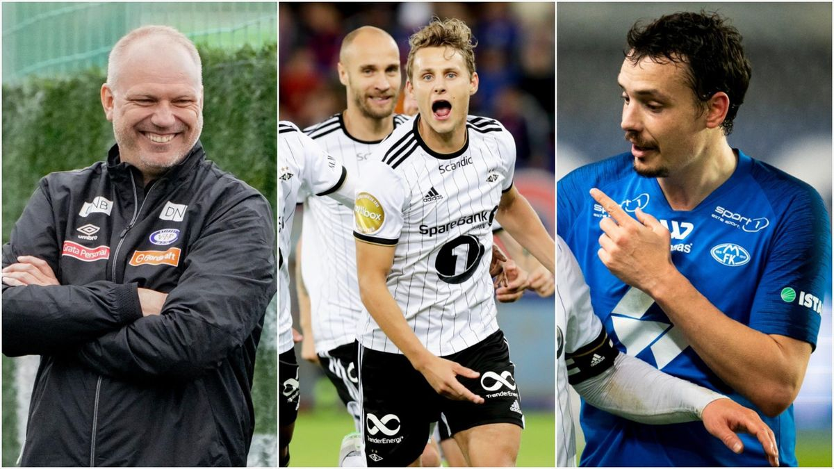 Dag Eilev Fagermo, Vegar Eggen Hedenstad og Vegard Forren.