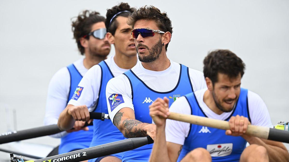 Bruno Rosetti, Canottaggio, Italia, Getty Images