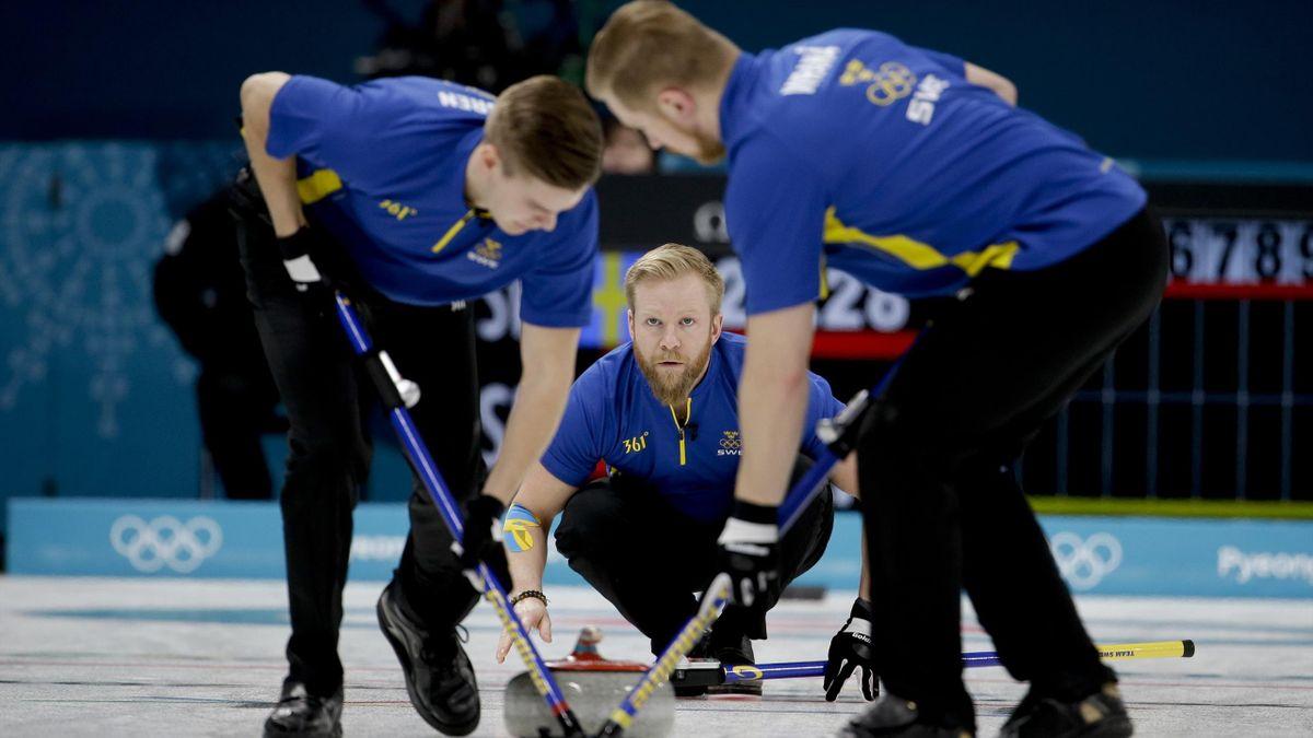 Sverige curling