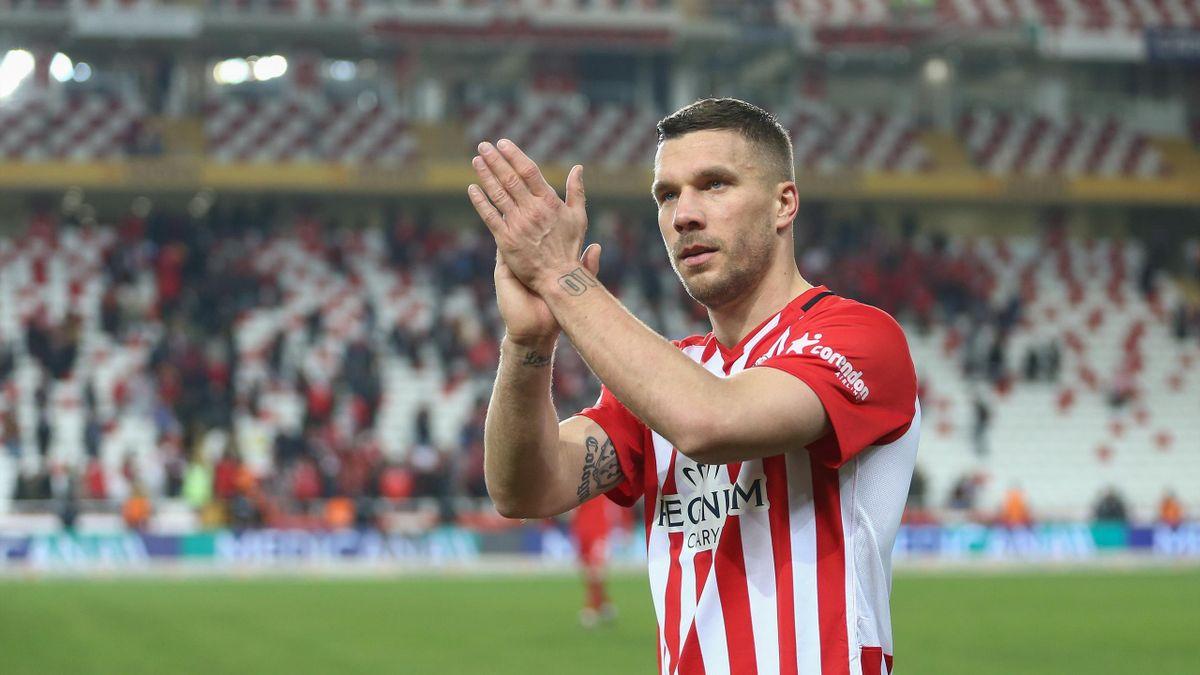 Lukas Podolski - Antalyaspor