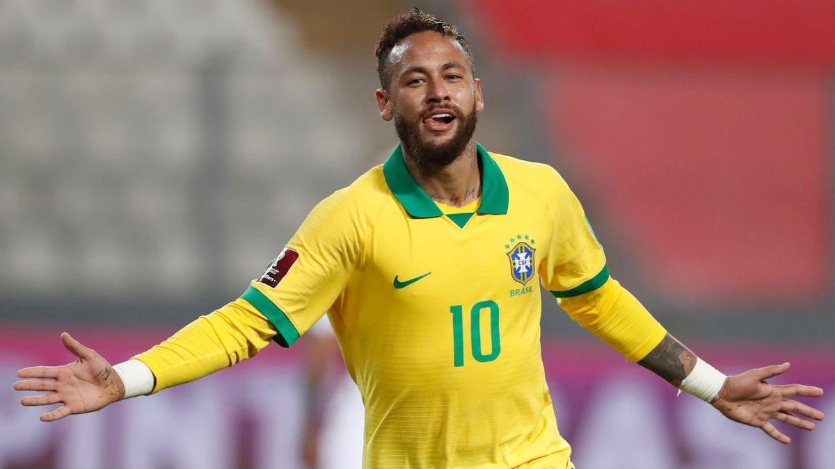 Die Copa América 2021 wird in Brasilien ausgetragen