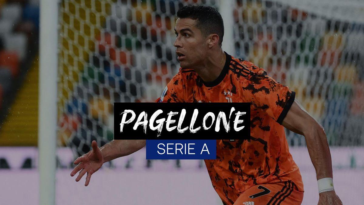 Cristiano Ronaldo protagonista nel Pagellone della Serie A