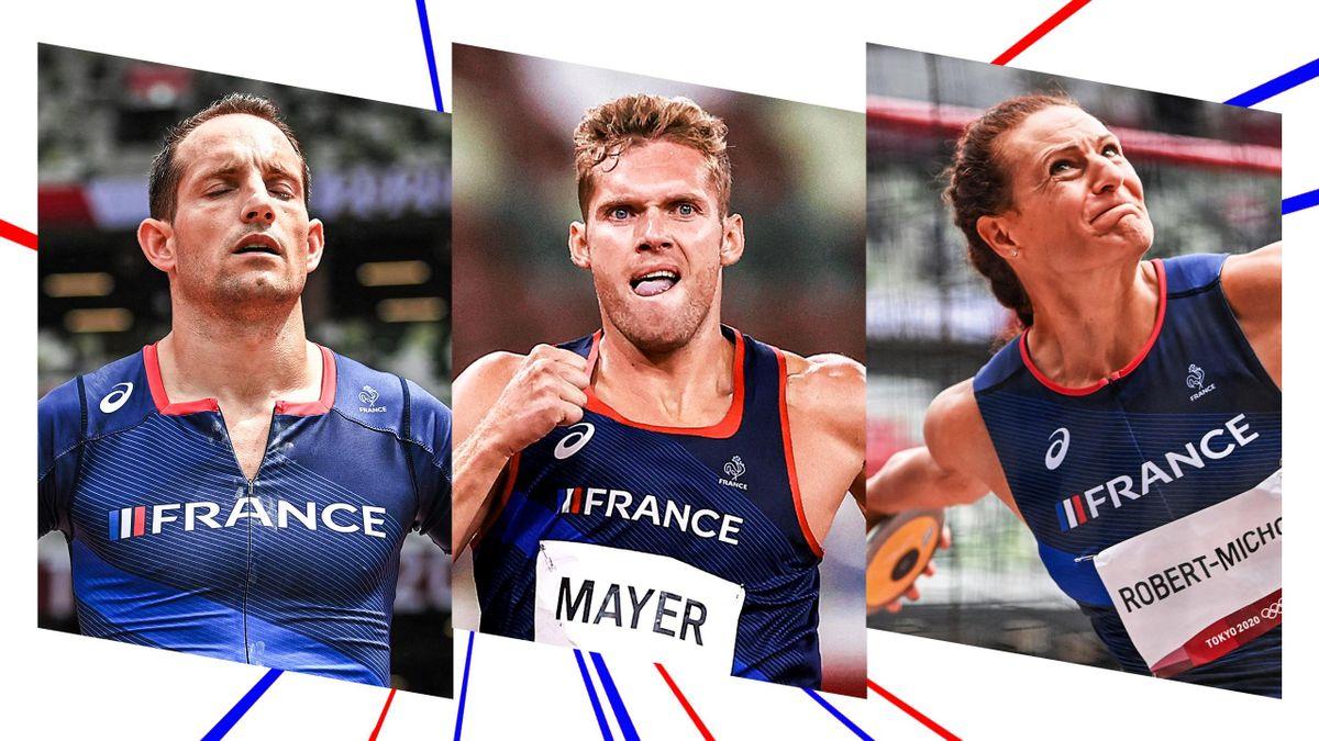 L'athlétisme français affiche un bilan bien maigre à Tokyo.