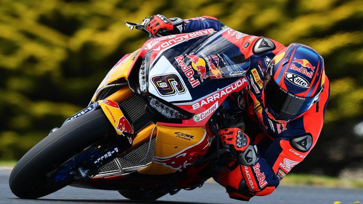 Stefan Bradl - Superbike